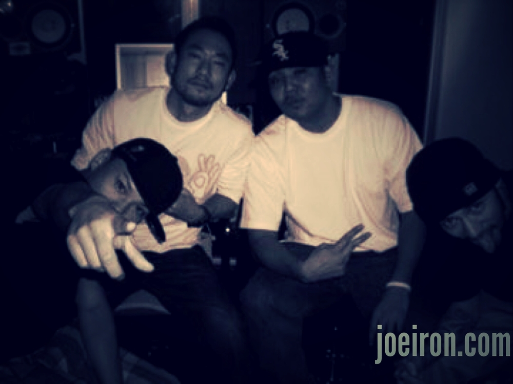 Sphere, Doc Dee, JOE IRON & Jesse (RIZE)