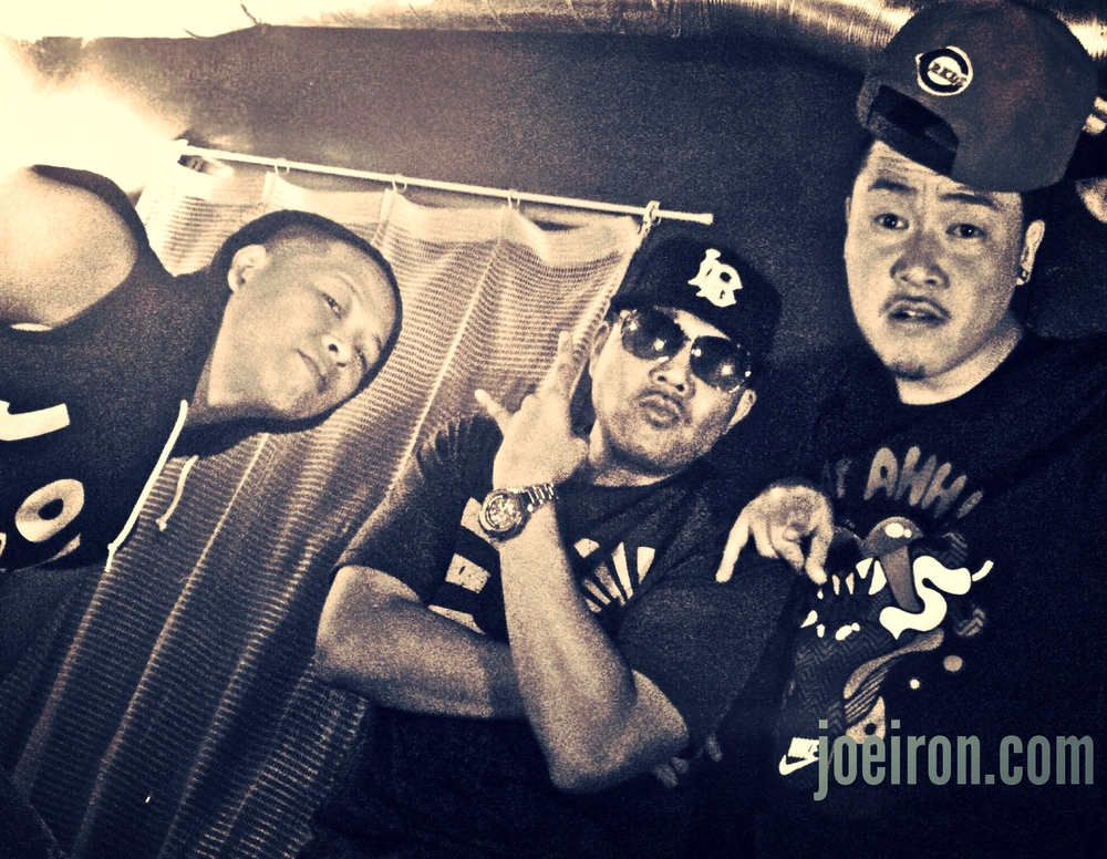 T.O.P. JOE IRON & DJ TY-KOH
