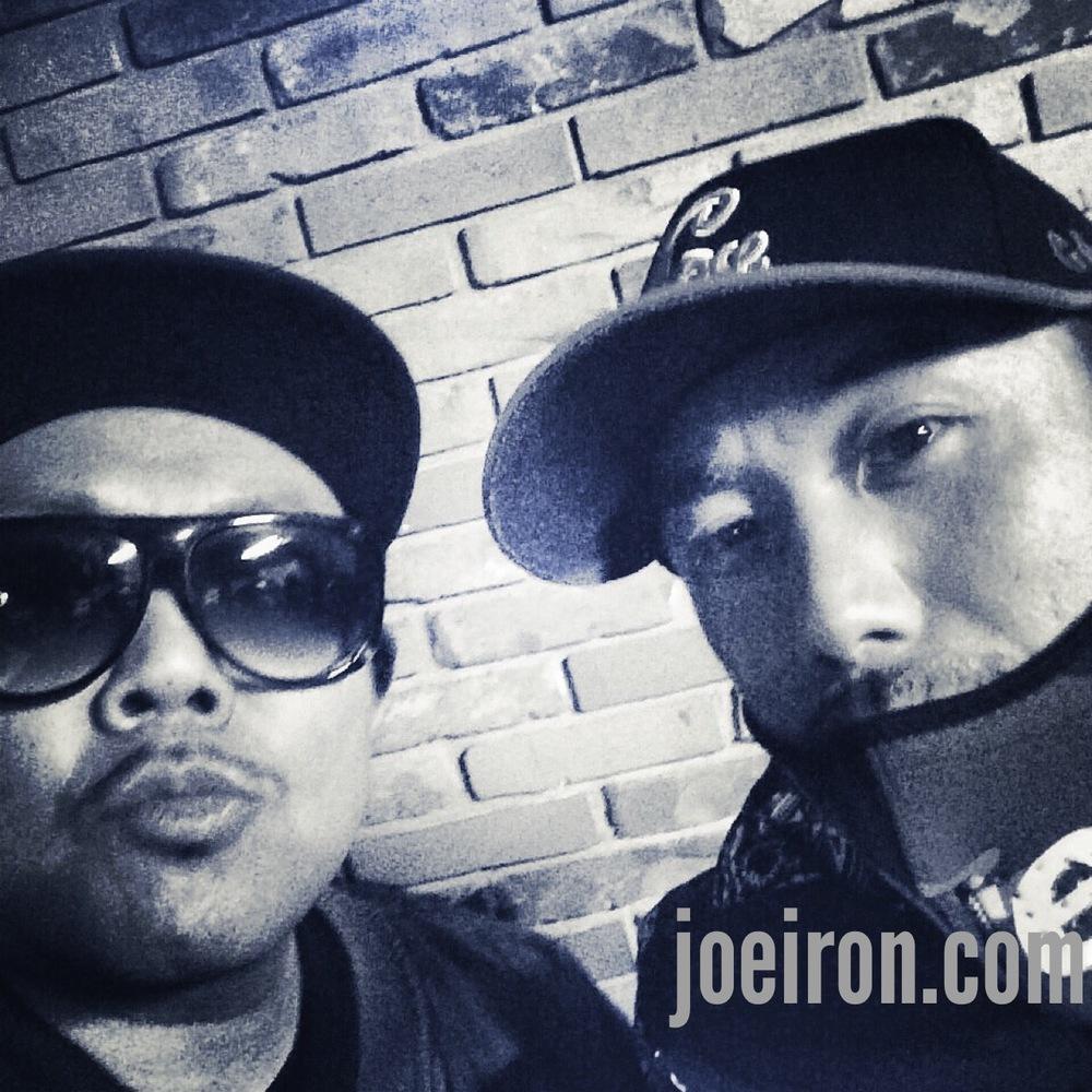 JOE IRON & Ken Kaneko