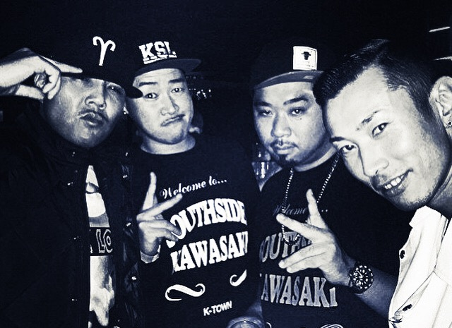 JOE IRON, DJ TY-KOH, DJ Capital-T & CEO Kaz