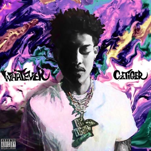 """Cz Tiger """"Whatever"""" Album Artwork"""