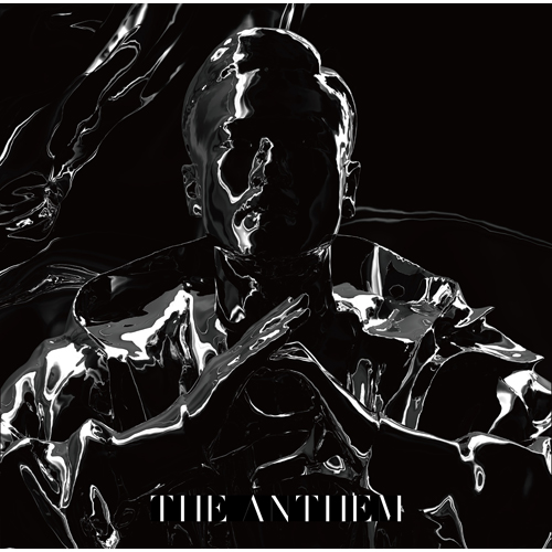"Japanese Rapper AK-69 ""The Anthem"" Album Cover"