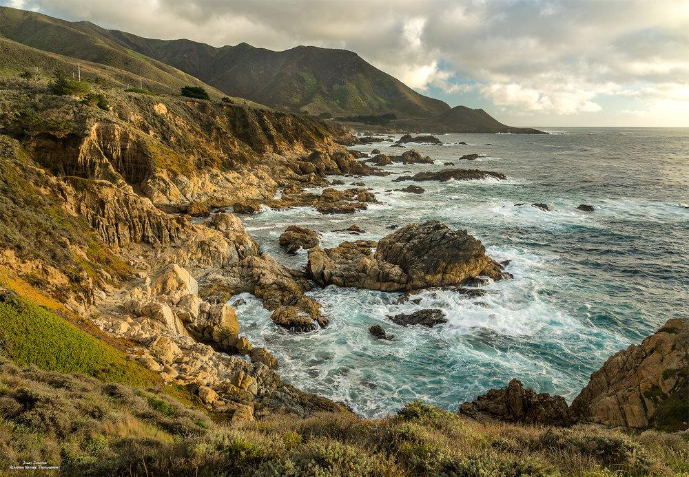Garrapata Coastline