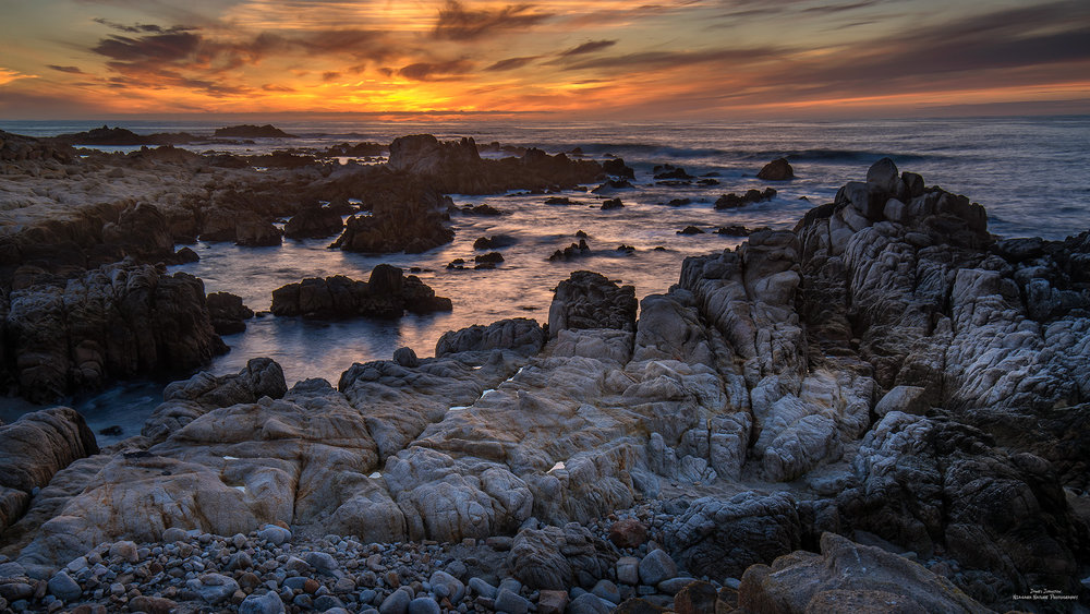 Asilomar Sunset