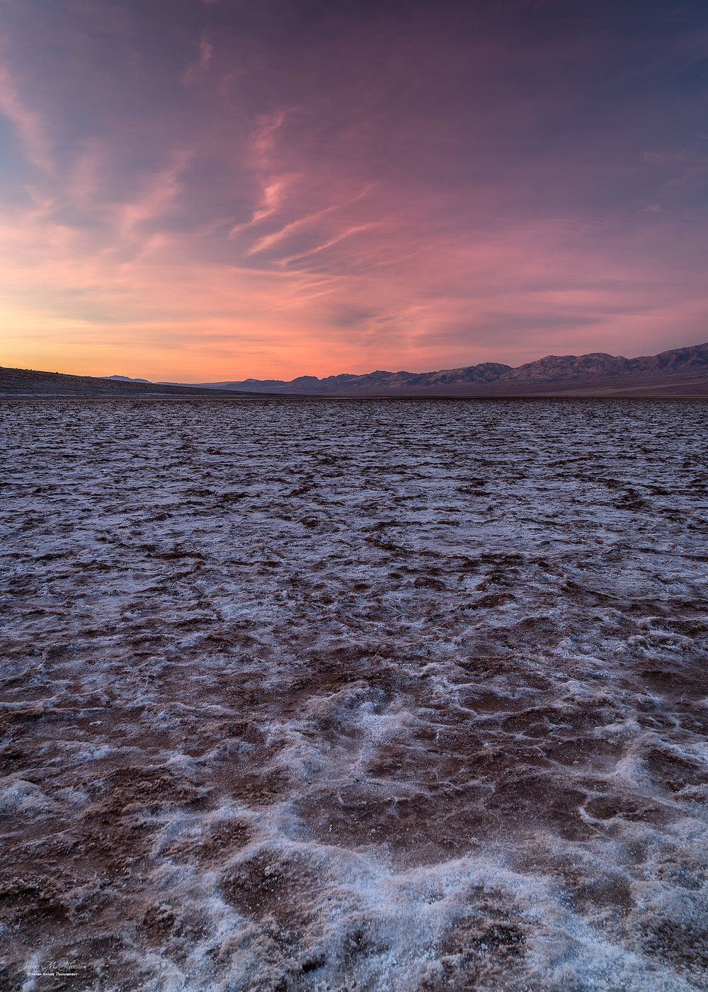 Badwater Sunrise