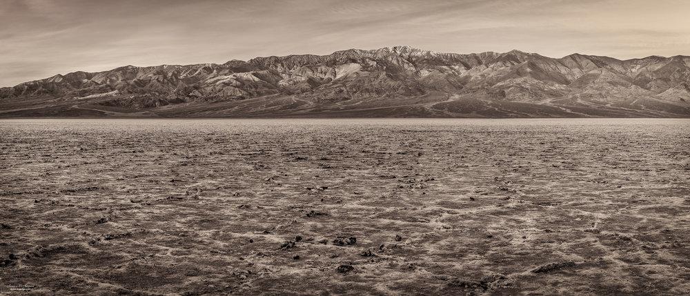 Badwater Basin Textures