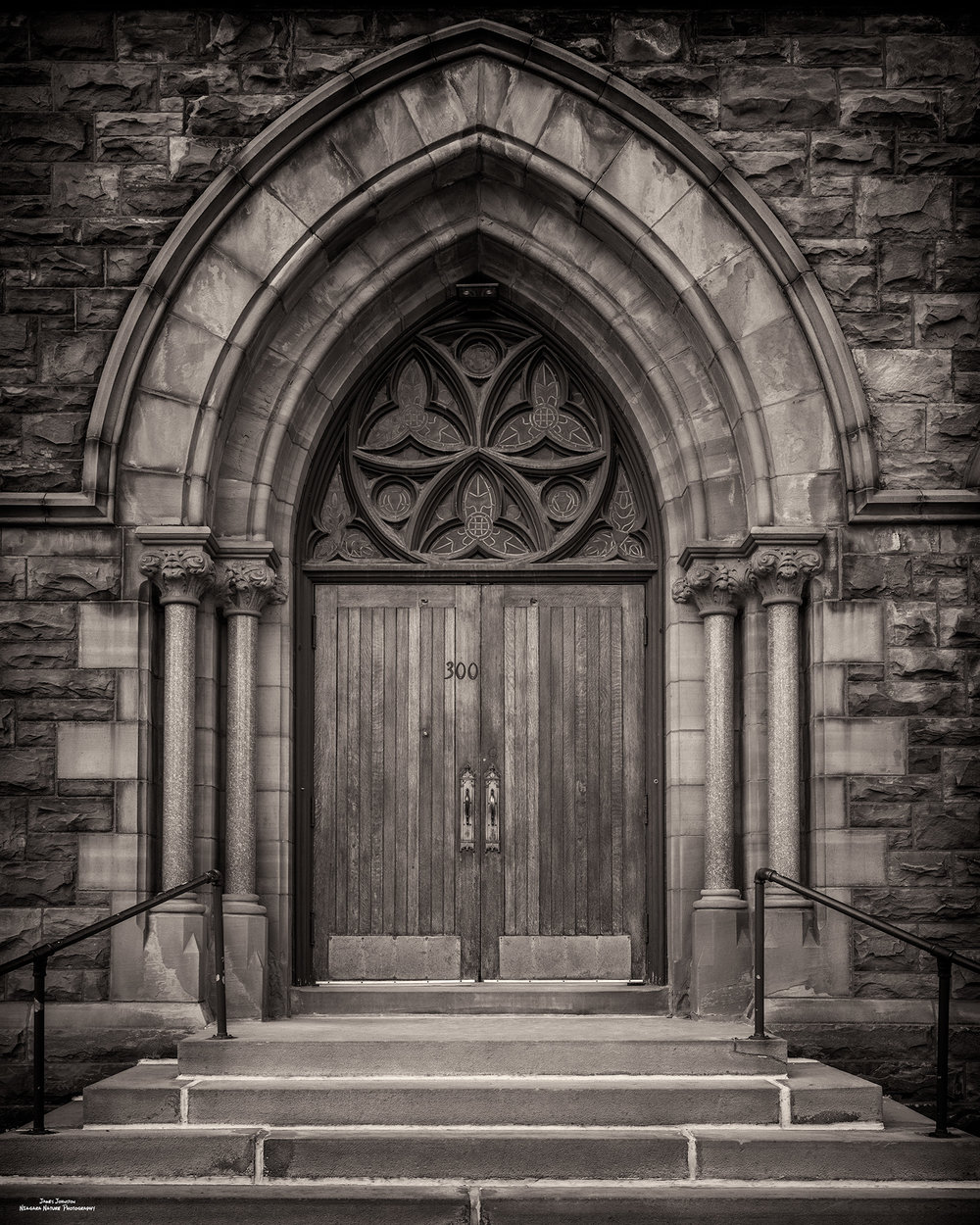 Door To St. Mary's R.C.