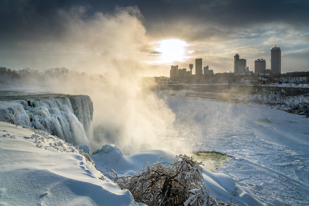 Niagara Ice Bridge