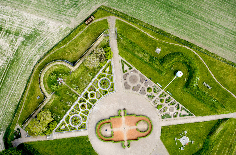 Tycho Brahes trädgård. Ven.