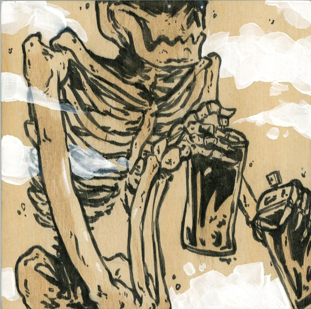 Skeleton Vandal 1