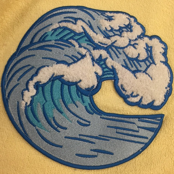 Patch for Calle Del Mar