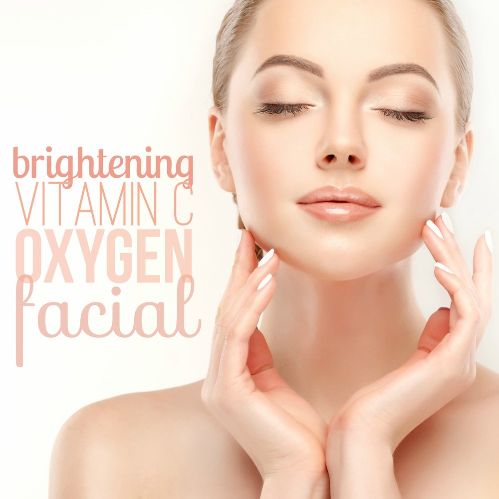 What is oxygen facial