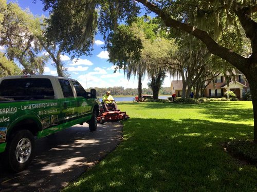 Eric's Land Management | 813-477-5552 | Lawn Services — Eric's Land  Management - Eric's Land Management 813-477-5552 Lawn Services — Eric's Land