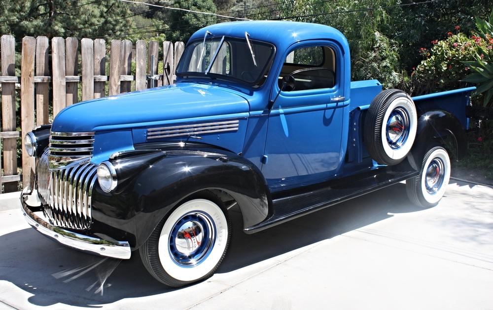 1941 Chevy P/U