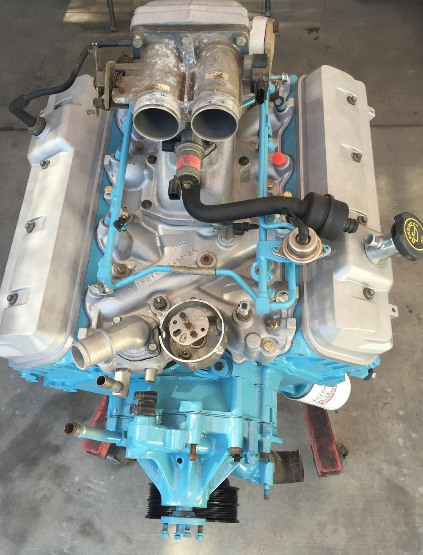 7.5L Gas & Propane Conversion