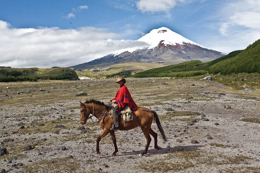 Cotopaxi Short Tours