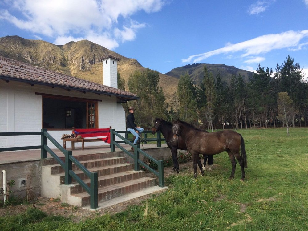 ride andes horse riding tour volunteer review