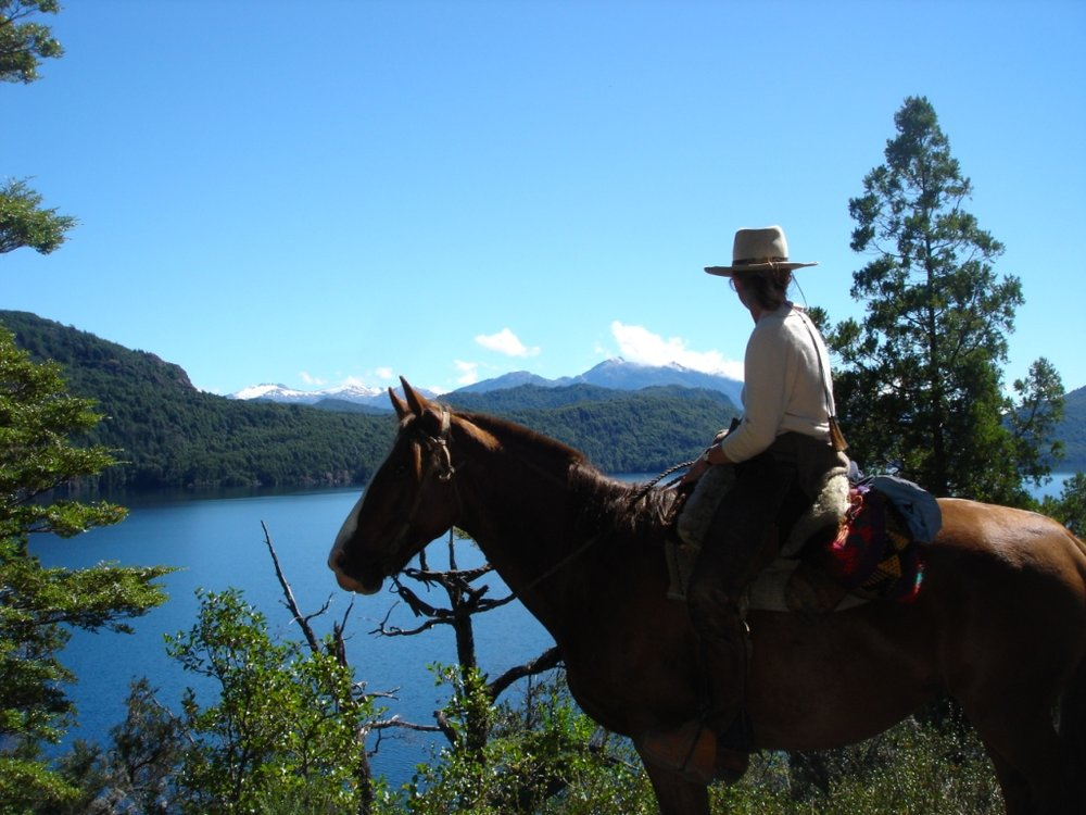 Across the Andes horse riding tour, Chile to Argentina glacier views.jpg