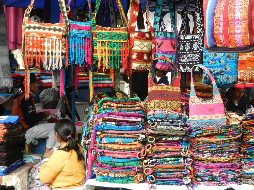 CH day 1 & short haciendas, Otavalo market Ride Andes - copia - copia - copia.JPG