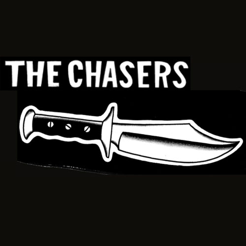 Copy of The Chasers LP (2014)