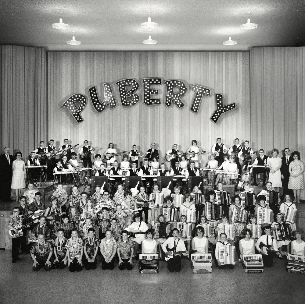 Copy of Puberty LP!