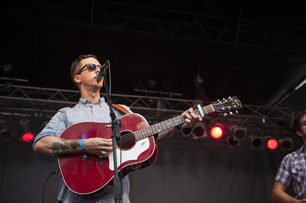 American Aquarium at Hopscotch