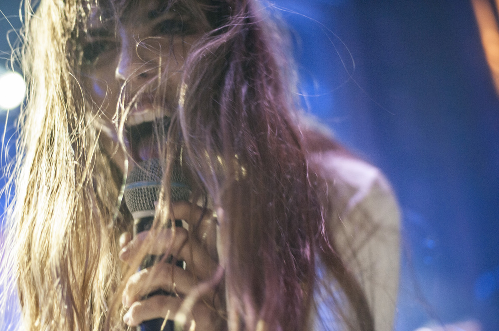 Ryn Weaver at Webster Hall