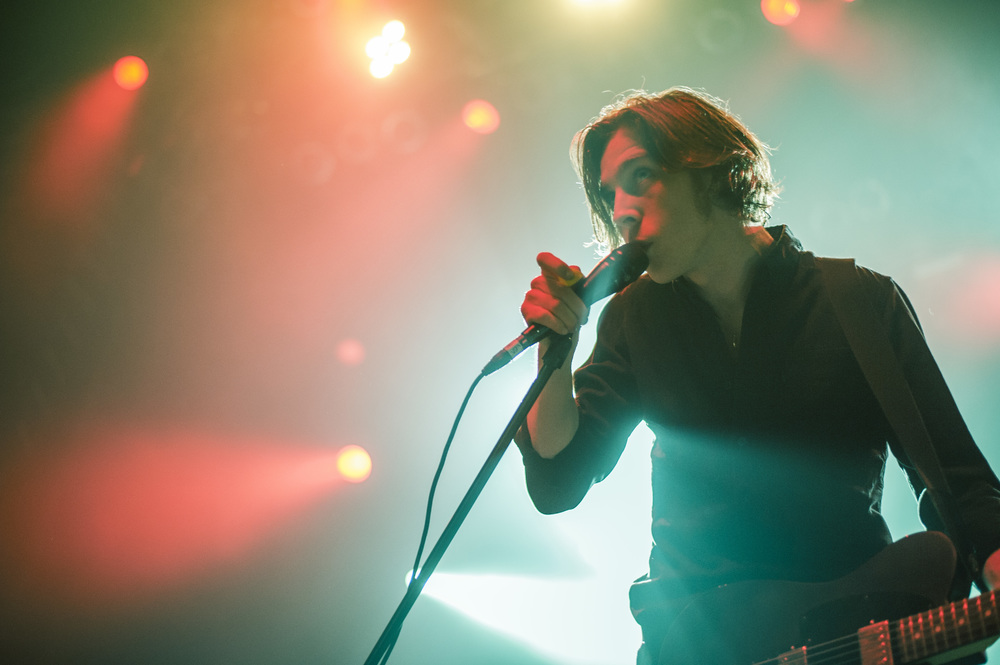 Catfish & the Bottlemen at Terminal 5