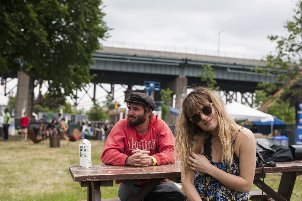 Angus & Julia Stone at Governors Ball