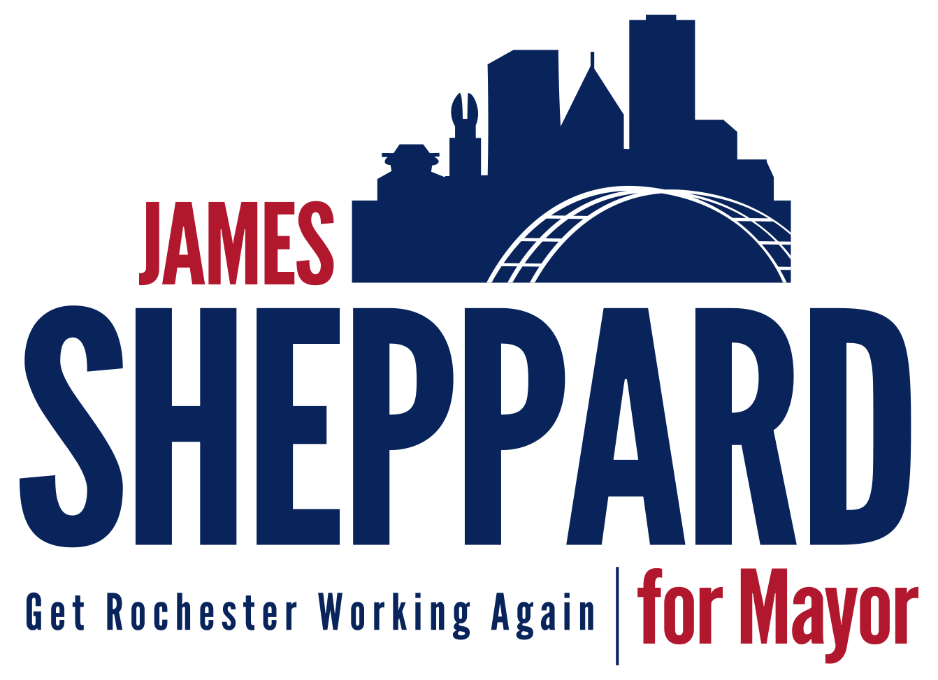 James Sheppard for Rochester