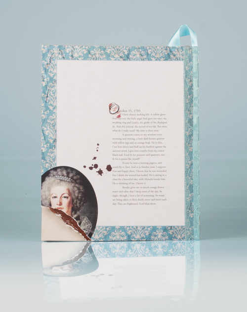 the diary of marie antoinette essay Marie antoinette is perhaps one of the most famous french monarchs born an austrian princess, married into the house of bourbon, the last monarchs to rule french.