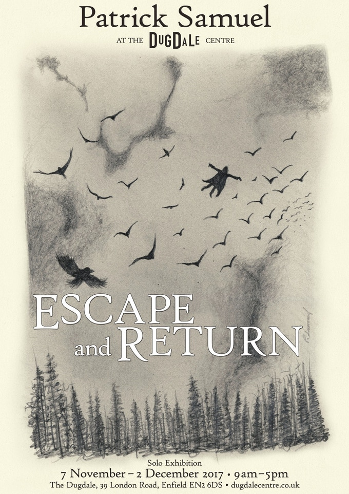 Escape and Return by Patrick Samuel