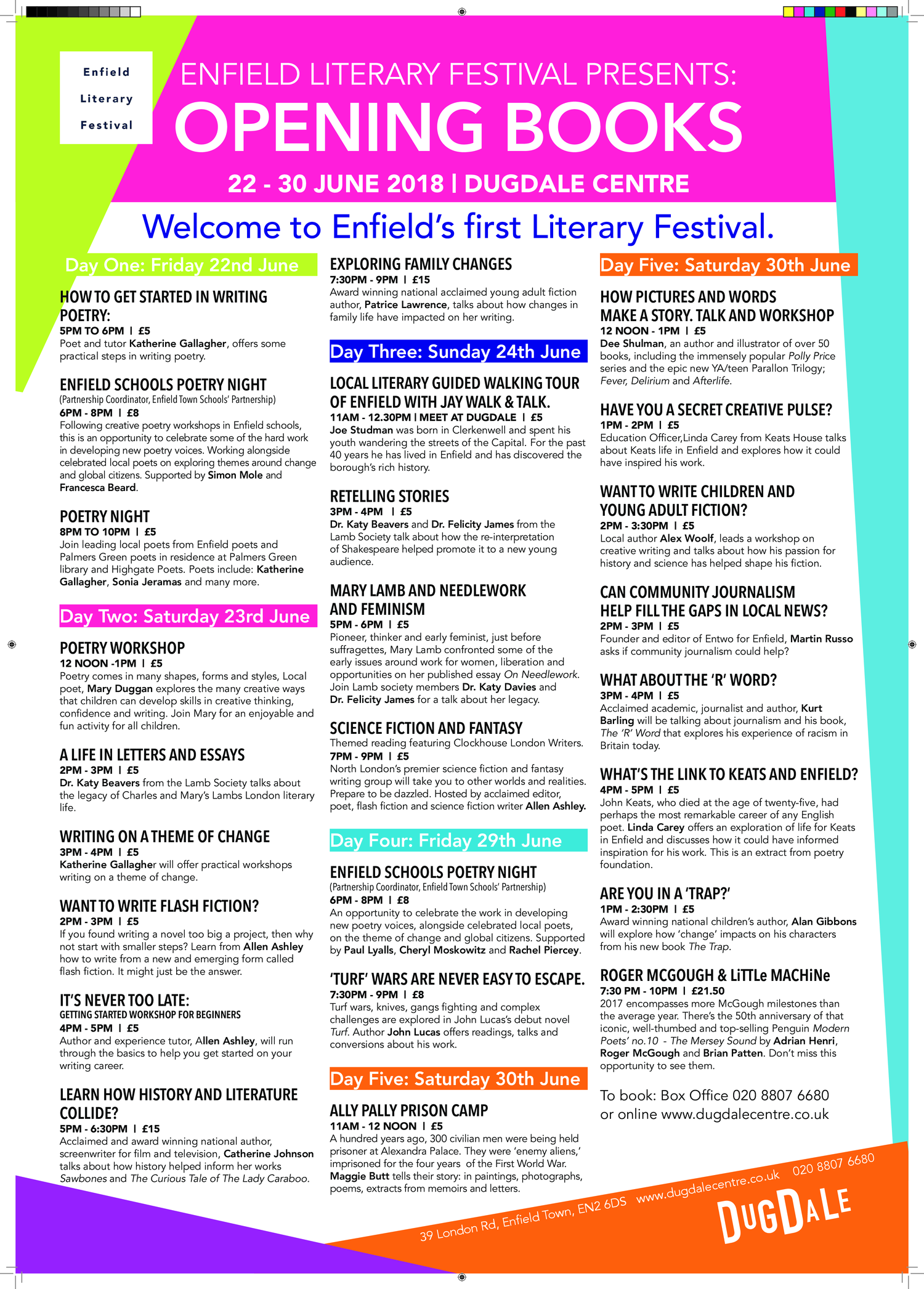 9241666be72 Enfield Literary Festival poster 2018 amended.png