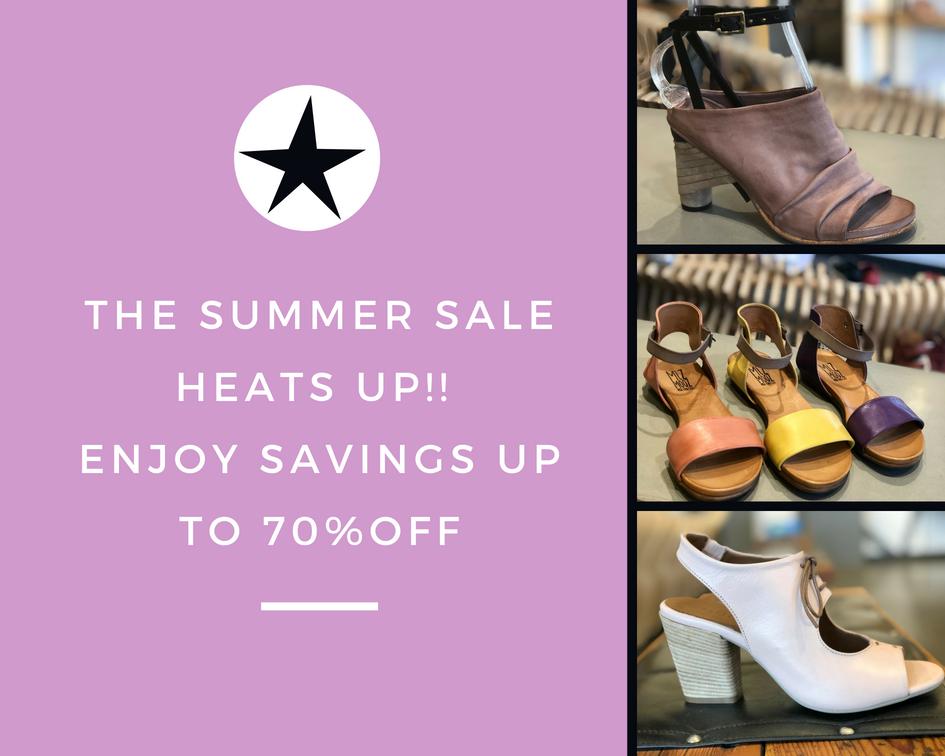 The summer sale Heats up!! Enjoy savings up to 70%off.jpg