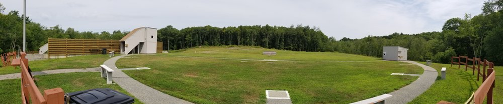 The Upper Skeet Field. Click for a larger image.