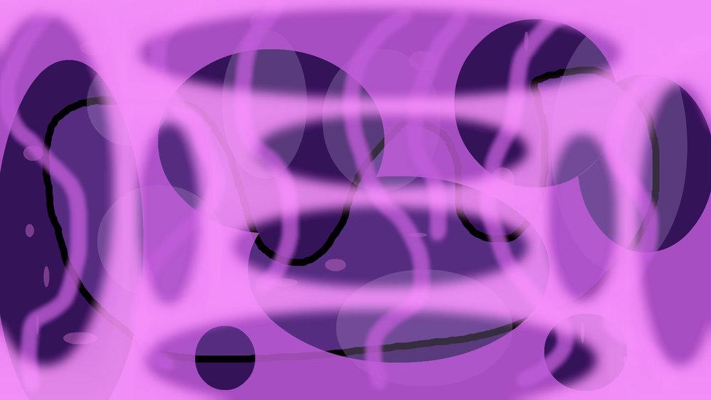 Purple Floss