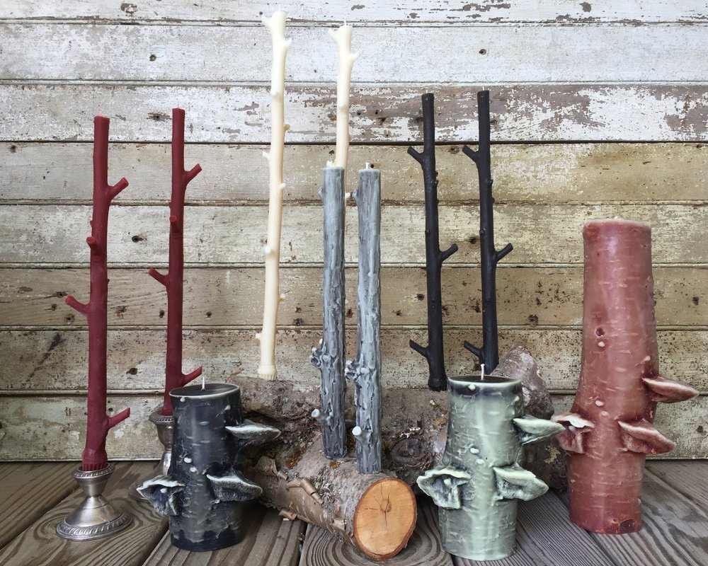 Your Pictures of Stick Candles !