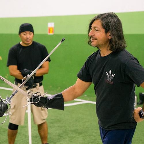 GARY CHELAK  Tattershall School of Self Defense Long Beach, California, USA