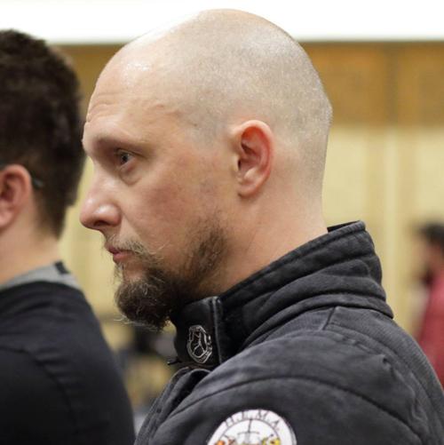 JEREMY HALLIDAY  True Edge Academy of Swordsmanship  Holliday, Utah, USA