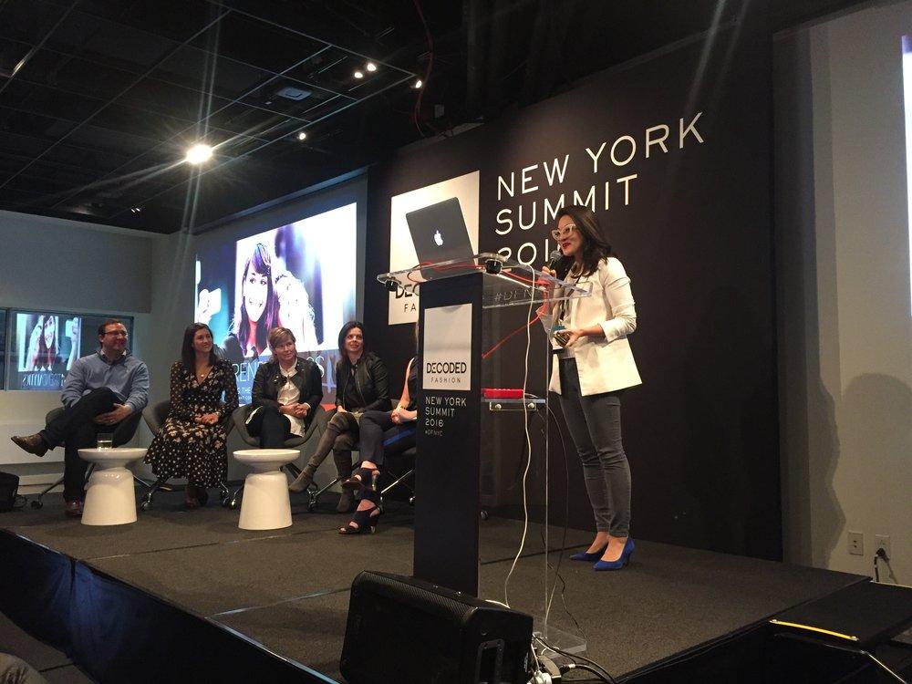 Karen Moon CEO, Trendalytics