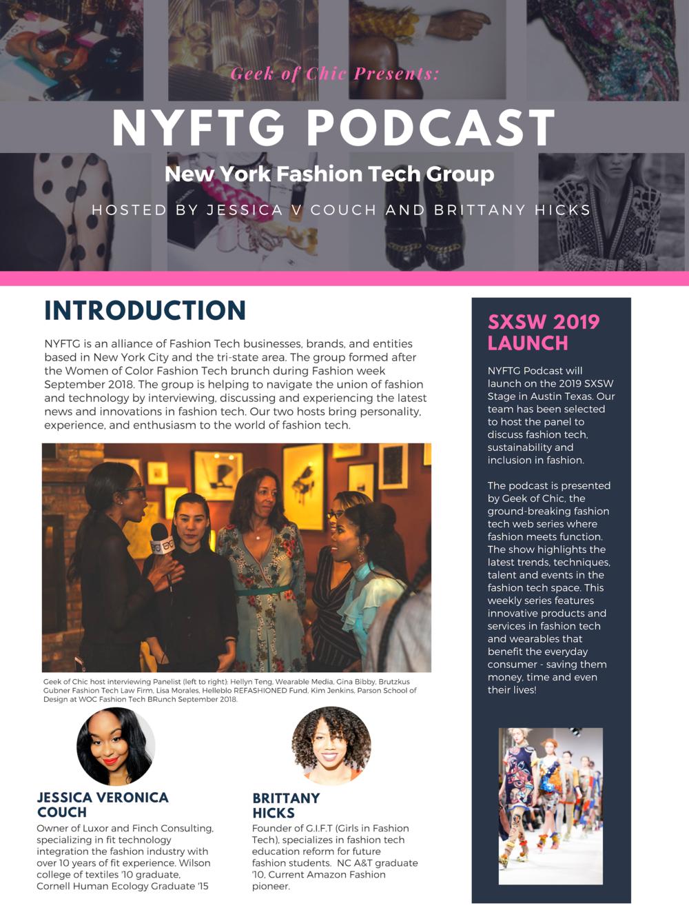 NYFTG Podcast