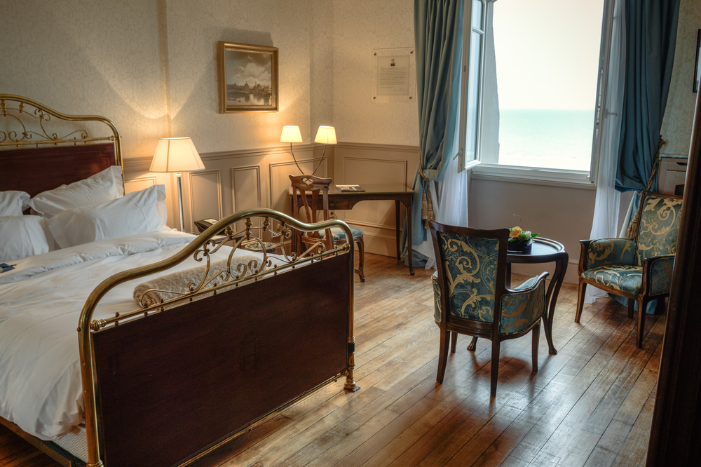 Proust ink for Chambre 414 grand hotel cabourg