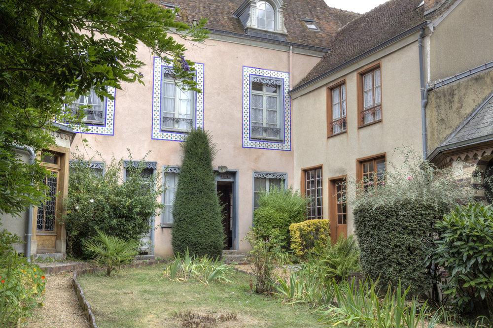 Aunt Léonie's House, Illiers