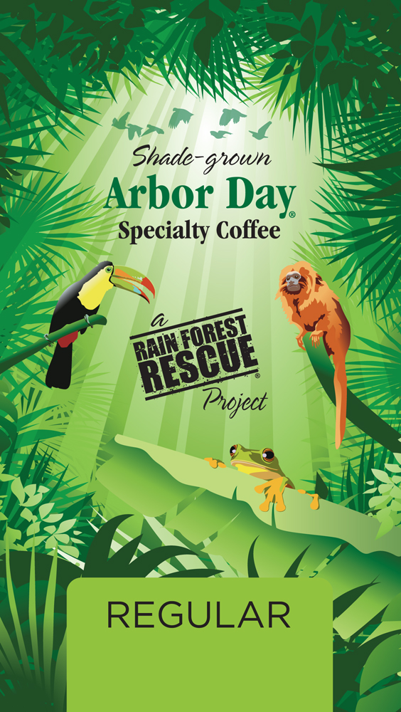 Arbor Day Specialty Coffee for Wyndham