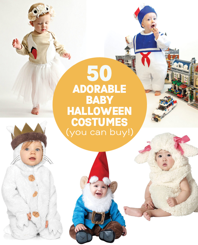 50 adorable halloween costumes for baby dailylittle