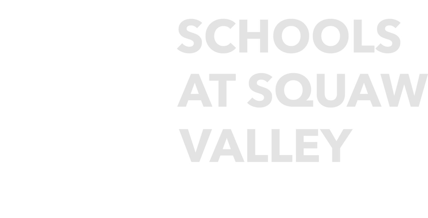 The Schools at Squaw Valley