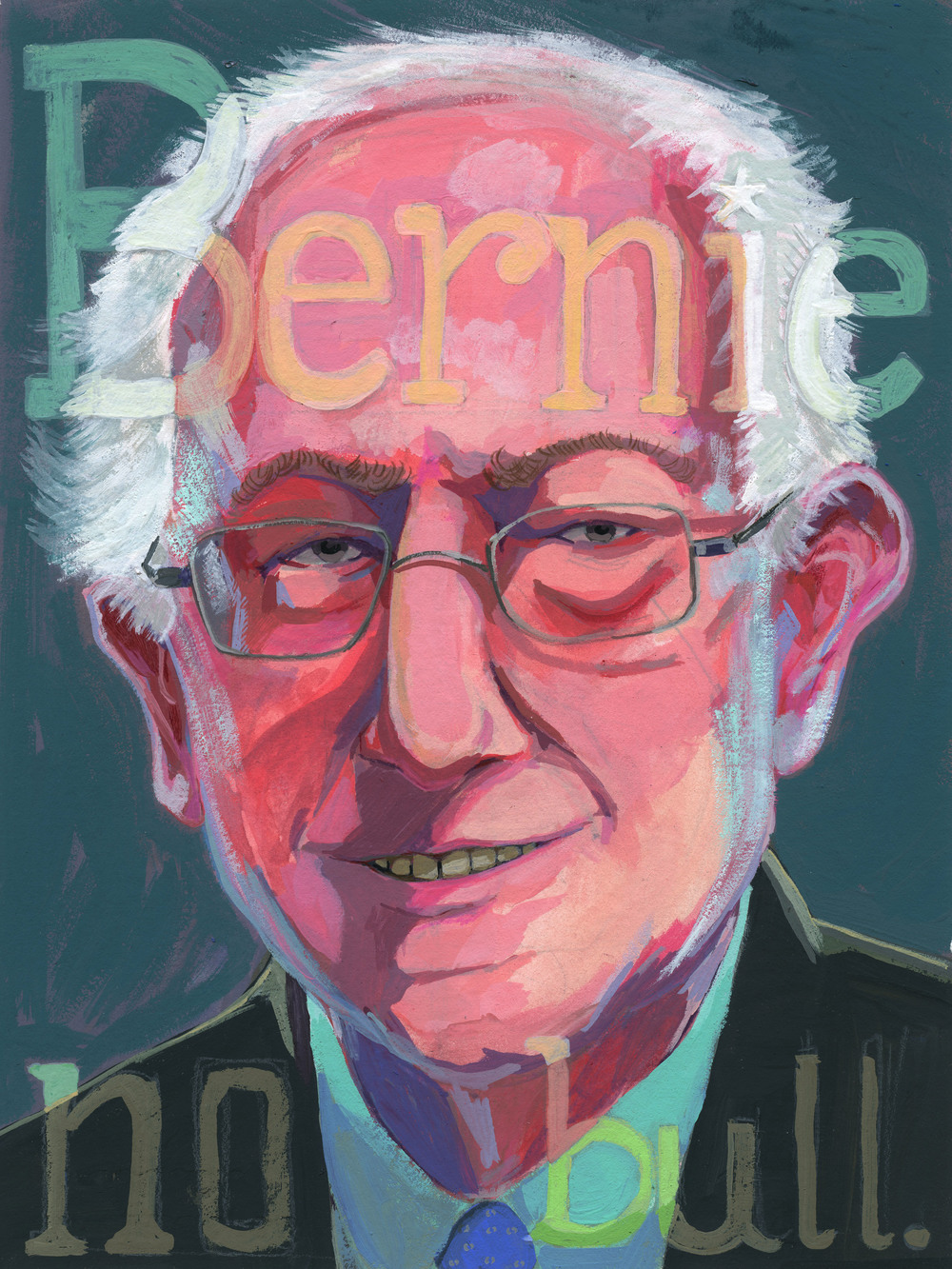 Bernie no bull