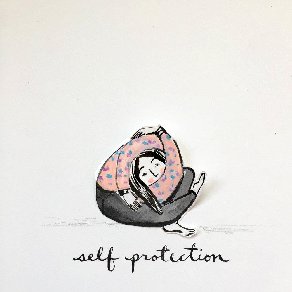 self protectection