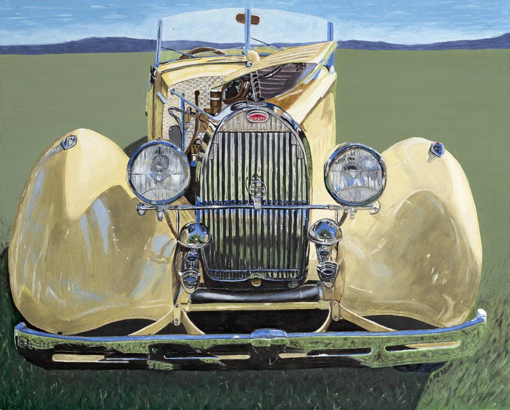 """""""Yellow Bugatti"""""""