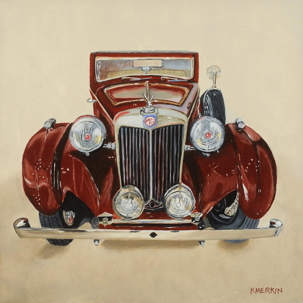 1937 MG-VA